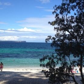 Hyam Beach, Jervis Bay, NSw March 14 (Photo Credit: lavaleandherworld.wordpress.com)