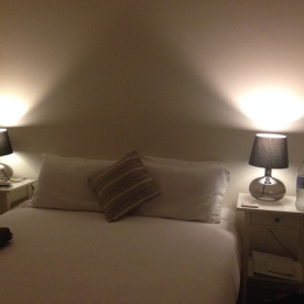Our bedroom @ Arcadia House (Photo Credit: lavaleandherworld.wordpress.com)