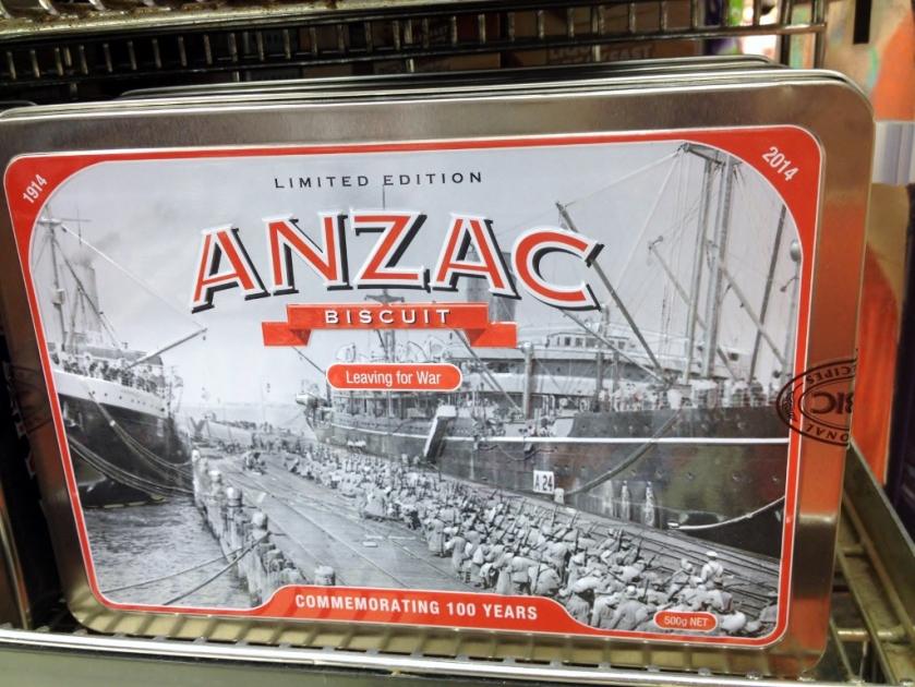 Anzac Days Biscuits (Photo credit: lavaleandherworld.wordpress.com)