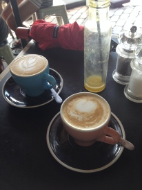 Flat Whites @ the Bayleaf Byron Bay (Photo Credit: lavaleandherworld.wordpress.com)