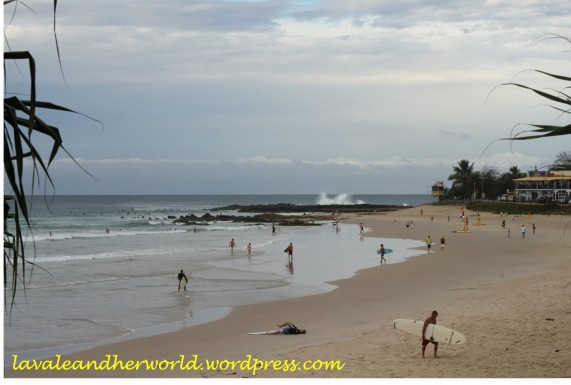 Tweed Heads Beach (Photo Credit: lavaleandherworld.wordpress.com)