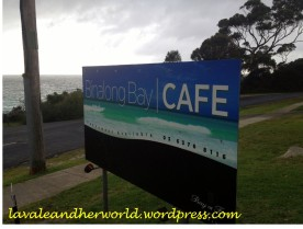 Binalong bay Cafe, TAS (Photo Credit lavalenadherworld.wordpress.com)