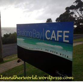 Binalong bay Cafe, TAS (Photo Credit lavalenadherworld.wordpress.com)