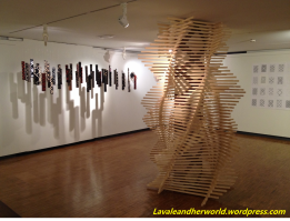 Interactive Room - Centre Culturelle Jean-Marie Tjibaou (Photo Credit: lavaleandherworld.wordpress.com)