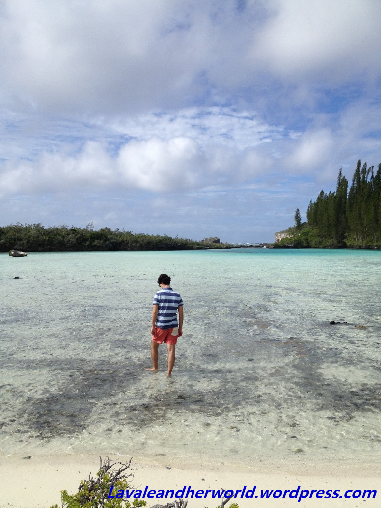 Cote d azur or south pacific paradise try new caledonia - Piscine naturelle ...