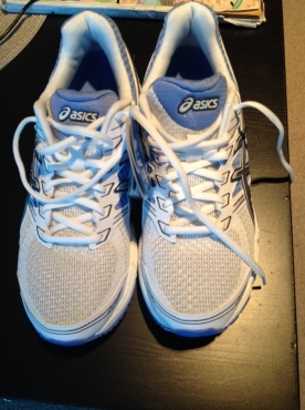 Asics won thanks to #GenBetter (Photo credit: lavaleandherworld.wordpress.com)