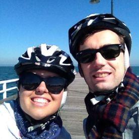 Bike ride Gen Better, Carlo & myself (Photo credit: lavaleandherworld.wordpress.com)