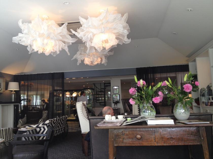 The Lounge at the Lake House (Photo credit: lavaleandherworld.wordpress.com)