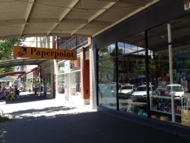 Paperpoint, South Melbourne (Photo credit: lavaleandherworld.wordpress.com)