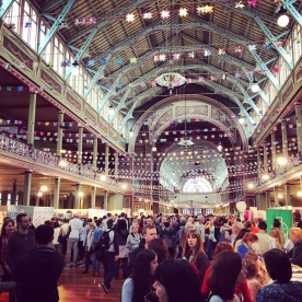 The Big #Design Market, #Melbourne (Photo Credit: lavaleandherworld.wordpress.com)