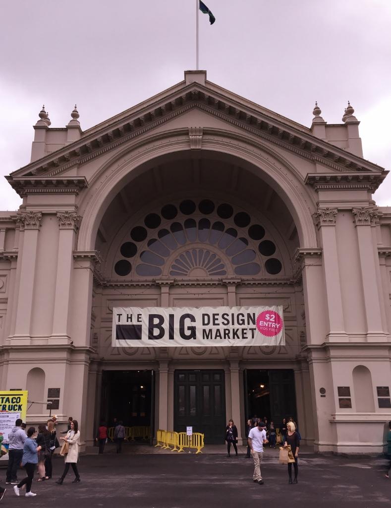 The Big Design Market, Melbourne (Photo credit: lavaleandherworld.wordpress.com)