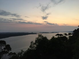 Sunset from Kalimna Lookout, Lakes Entrance, Victoria, Australia (Photo credit: lavaleandherworld.wordpress.com)