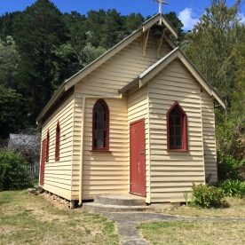 Church at Walhalla, Victoria, Australia (Photo credit: lavaleandherworld.wordpress.com)