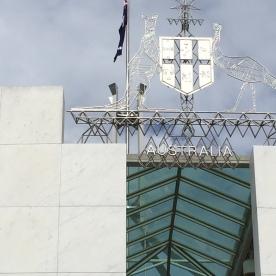 Capital Hill, Canberra (Photo Credit: lavaleandherworld.wordpress.com)