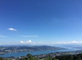 View from Uetliberg (Photo credit: https://lavaleandherworld.wordpress.com)