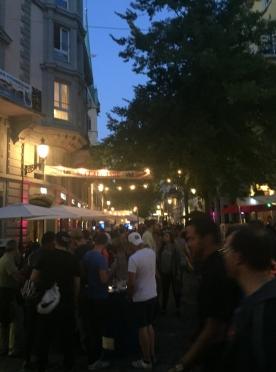 Niederdorf Festival 2015, Zurich (Photo credit: https://lavaleandherworld.wordpress.com)