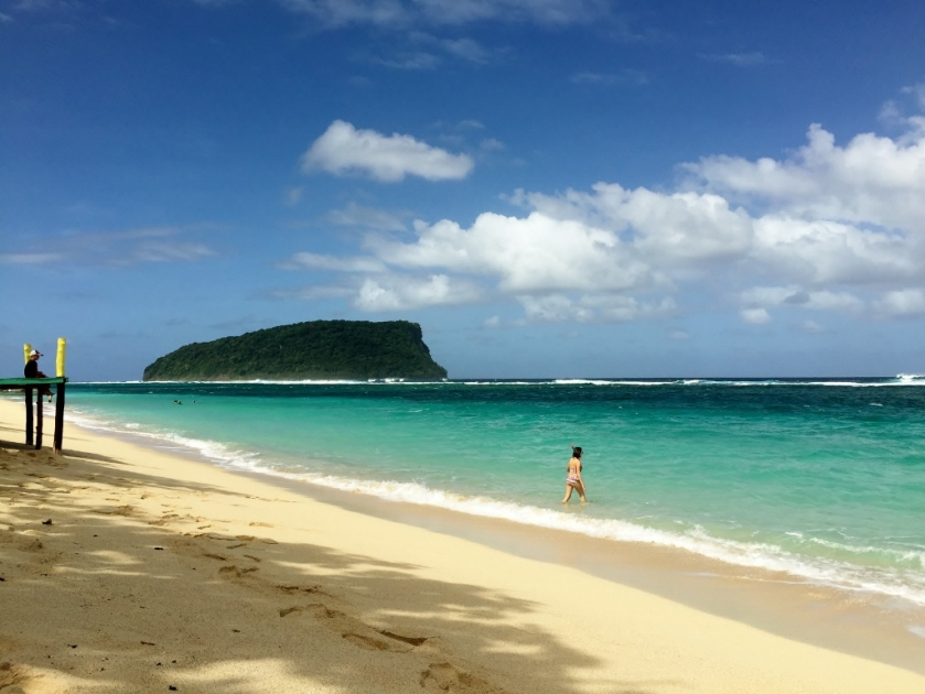 Lalomanu Beach Samoa (Photo credit: lavaleandherworld.wordpress.com)