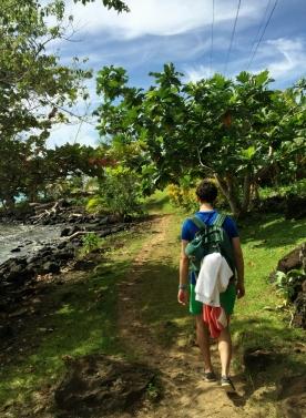 Exploring Manono Island, Samoa (Photo credit: lavaleandherworld.wordpress.com)