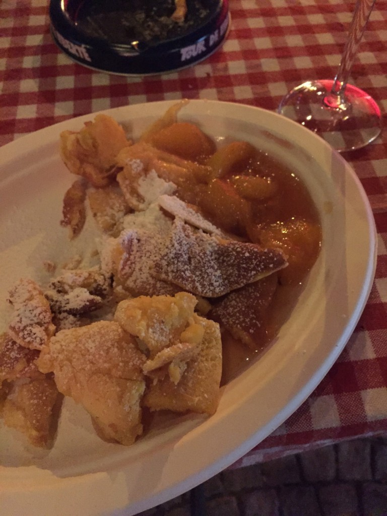 Kaiserschmarrn (Photo Credit: https://lavaleandherworld.wordpress.com)