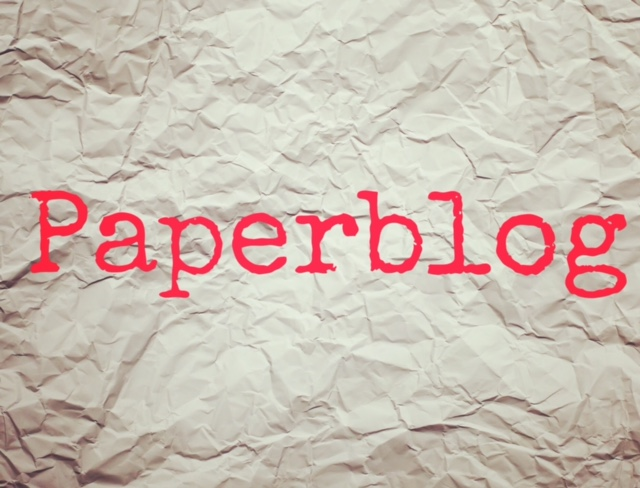 "Paperblog ""homemade"""