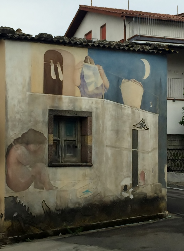 """Murales"" San Sperate (Photo credit: http://www.lavaleandherworld.wordpress.com)"