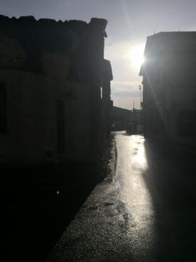 Light after the rain in San Sperate (Photocredit: http://www.lavaleandherworld.wordpress.com)