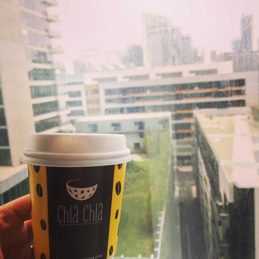 Chia Chia Coffee, Docklands Melbourne (Photo credit: http://www.lavaleandherworld.wordpress.com)