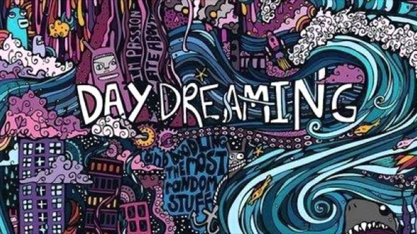 Daydreaming drawing