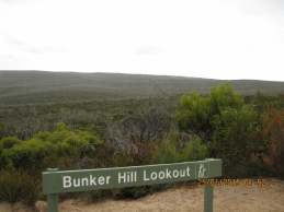 Bunker Hill Lookout, Kangaroo island (Photo credit: http://www.lavaleandherworld.wordpress.com)