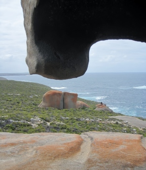 Remarkable Rocks, Kangaroo island (Photo credit: http://www.lavaleandherworld.wordpress.com)