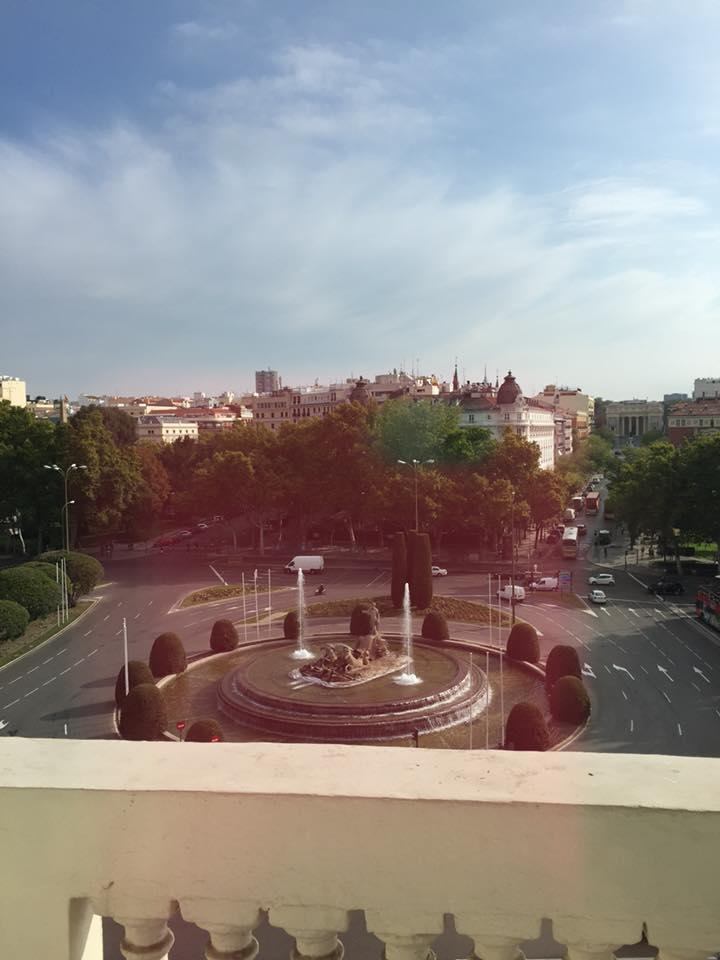 Vistas de Madrid (Photo credit: http://www.lavaleandherworld.wordpress.com)