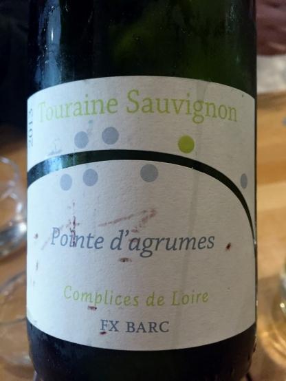 Sauvignon at L'Affineur affine' fromagerie, Paris (Photo credit: http://www.lavaleandherworld.wordpress.com)
