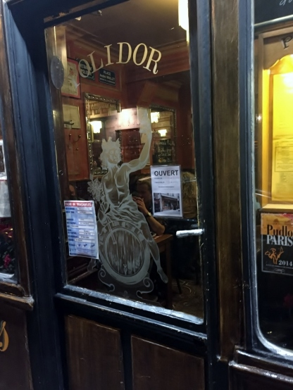 Polidor Restaurant, Paris (Photo credit: http://www.lavaleandherworld.wordpress.com)