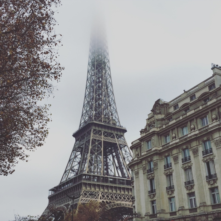 The Eiffel Tower, Paris (Photo credit: http://www.lavaleandherworld.wordpress.com)