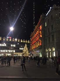 Paradeplatz, Zurich (Photo credit: http://www.lavaleandherworld.wordpress.com)