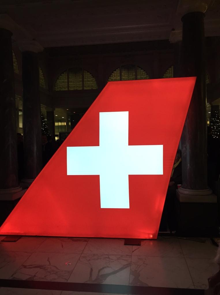 Swiss air, Zurich (Photo credit: http://www.lavaleandherworld.wordpress.com)
