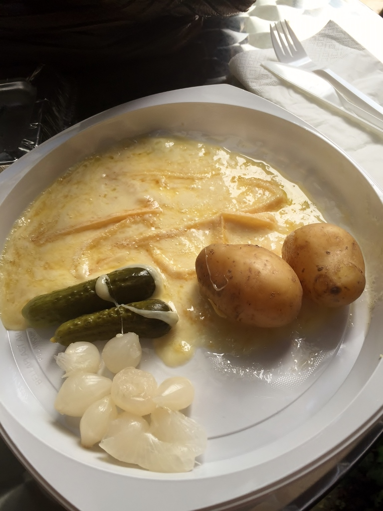 Raclette Lunch option (Photo credit: http://www.lavaleandherworld.wordpress.com)