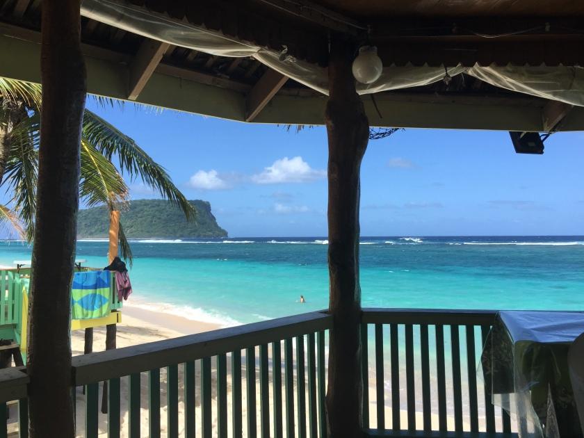 View over Lamomanu beach, Samoa (Photo credit: https://lavaleandherworld.wordpress.com)
