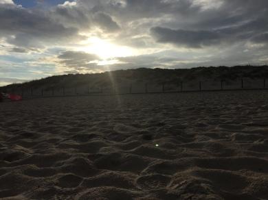 Sardinian sunset, Sardegna (Photo credit: https://lavaleandherworld.wordpress.com)