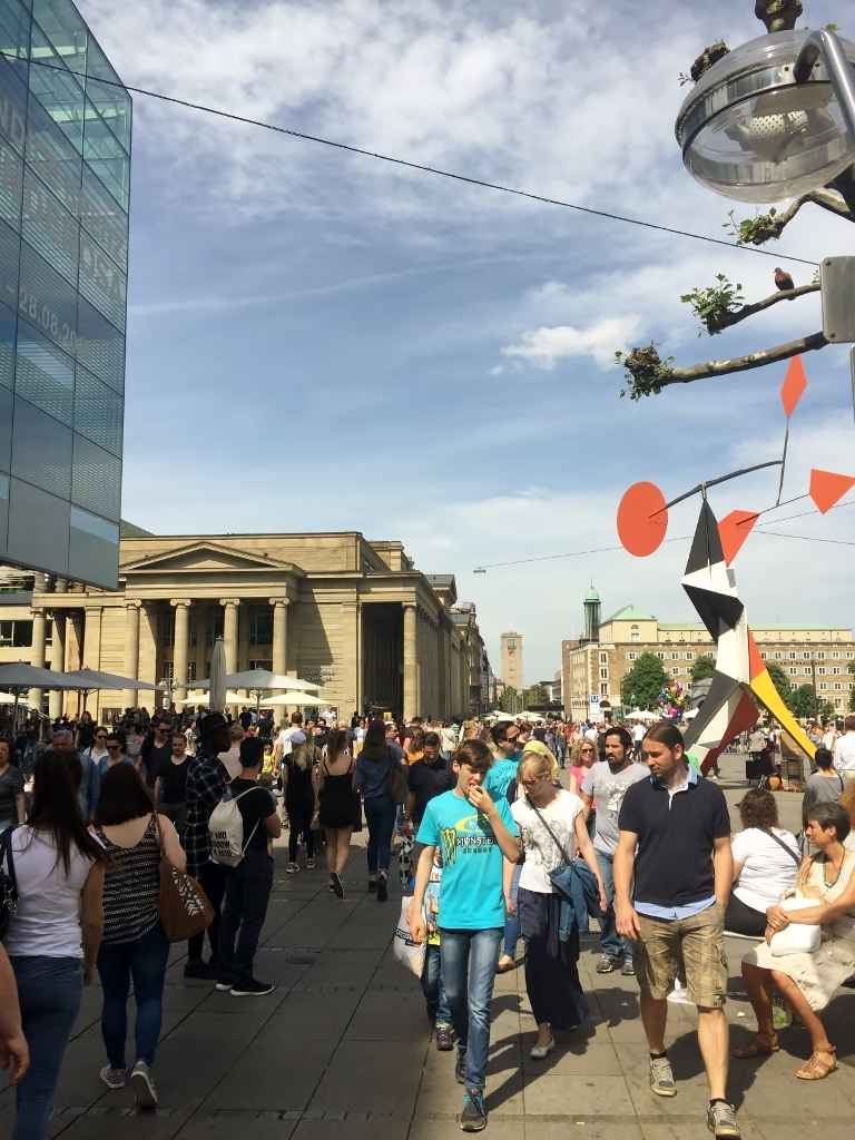 View towards the Central Station (Photo credit: https://lavaleandherworld.wordpress.com)
