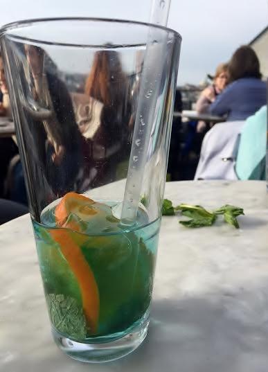 Blue Hausgemachter Iced Tea_Modissa Restaurant (Photo credit: https://lavaleandherworld.wordpress.com)