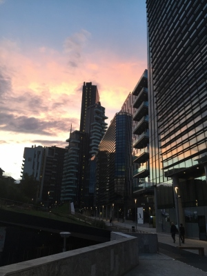 Milan skyscrapers (Photo credit: https://lavaleandherworld.wordpress.com)