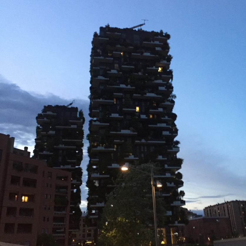 Giardino Verticale skyscraper, Milan (Photo credit: https://lavaleandherworld.wordpress.com)