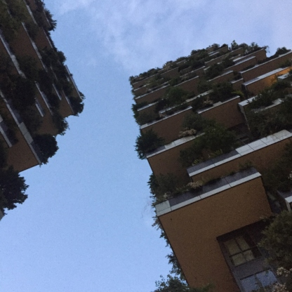Vertical Garden skyscrapers, Milan (Photo credit: https://lavaleandherworld.wordpress.com)