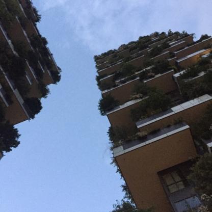 Vertical Garden skyscrapers, Milan (Photo credit: https://lavaleandherworld.wordpress.com)
