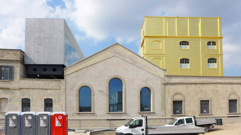 Fondazione Prada (Photo credit: www.documentjournal.com)