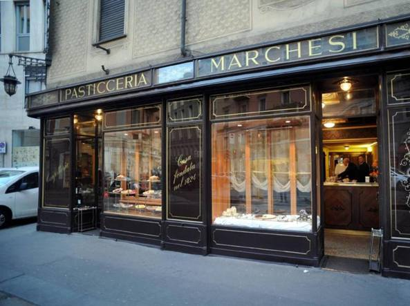 Pasticceria Marchesi (Photo credit: www.corriere.it)