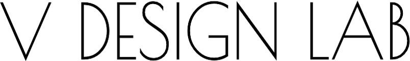 V Design LAB-Lettering Poiret One_Shopify Logo